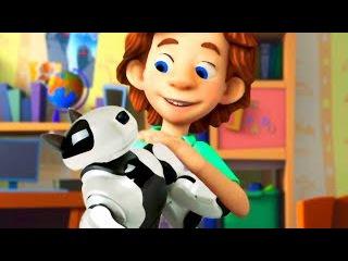 Фиксики Робот собака, Зубная паста, Робот пылесос. Фиксики новые серии 2017 года