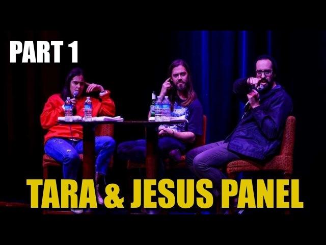 The Walking Dead Good Guys Panel 2018 - Walker Stalker Cruise 2018 Tara Jesus Panel Part 1