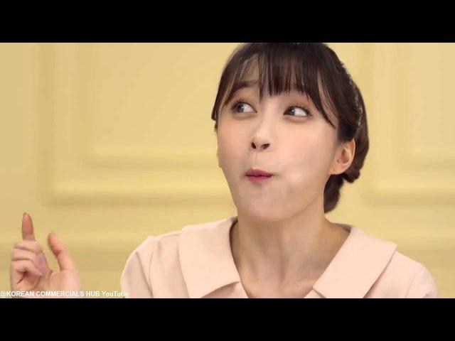 이엑스아이디(EXID)'s Hani 오레오(Oreo) CF (x2)