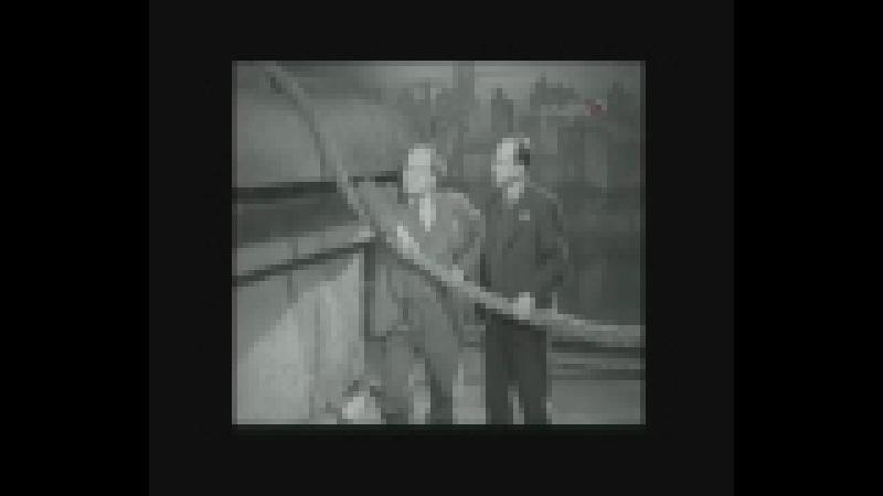 Сергей Эйзенштейн и Михаил Ромм на съемках фильма «Мечта»