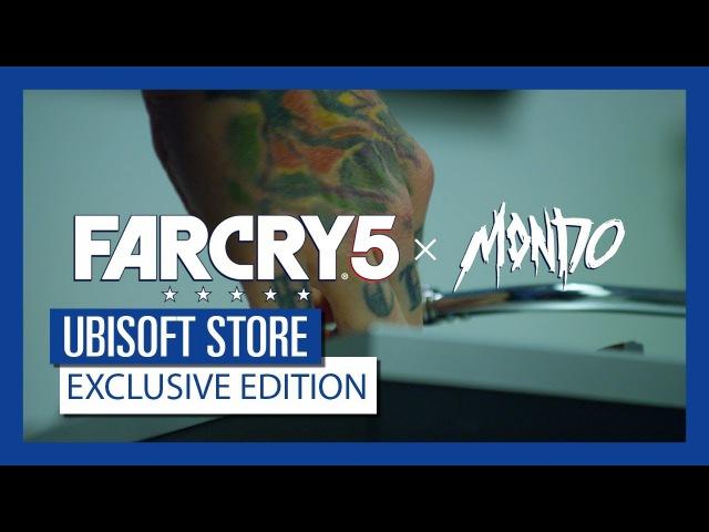FAR CRY 5 X MONDO Edition - Meet artist Jay Shaw and discover his collaboration with Ubisoft. /Всем любителям винила 👉 vk.com/analoglP /