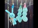 Как связать финские носочки для малыша спицами Junasukat СП Вязаное детство