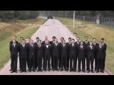 Команда немецких инженеров, ответственная за разработку новой танковой тормозной системы...