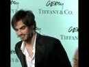 Ian Somerhalder Tiffany Co. Celebrates The Launch Of Frank Gehry's Premiere Collection On Rodeo Drive (2006)
