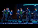«Зори Тюмени» впервые дали концерт в эстрадном стиле