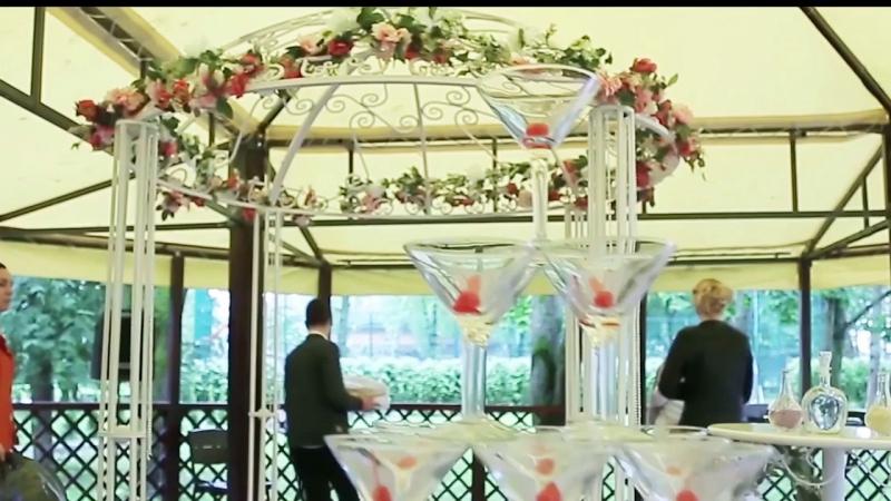 Выездная регистрация брака Боулинг-отель Новые Горки г. Королев