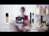 Новогодний макияж от Lancôme!