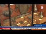 Московский эксперт-историк и коллекционер холодного оружия Востока Камил Хайдаков дал оценку экспонатам музея Тавриды
