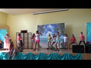 Мюзикл Моана #академиязвезд #танцы #лагерьдети