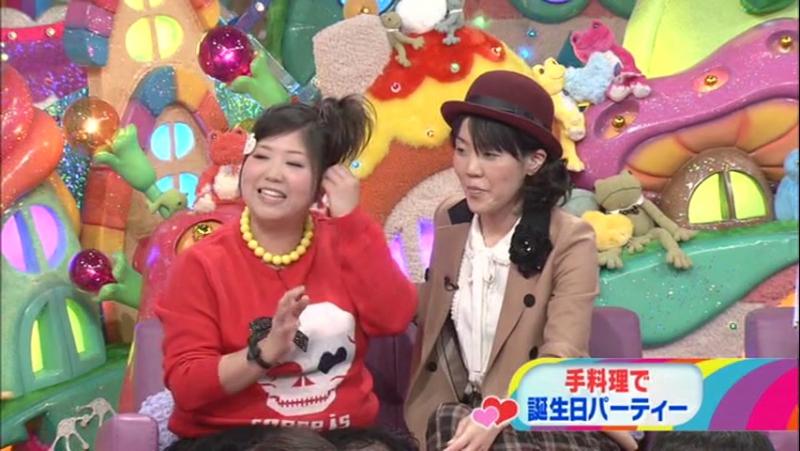 Ame ta-lk! (2012.01.19) 愛方大好き芸人II@