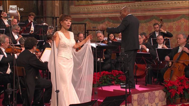 Basilica Superiore di San Francesco - XXXII Concerto di Natale (Assisi, 16.12.2017)
