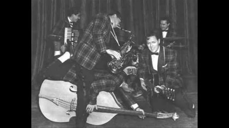 Bill haley the comets skinny minnie somerset