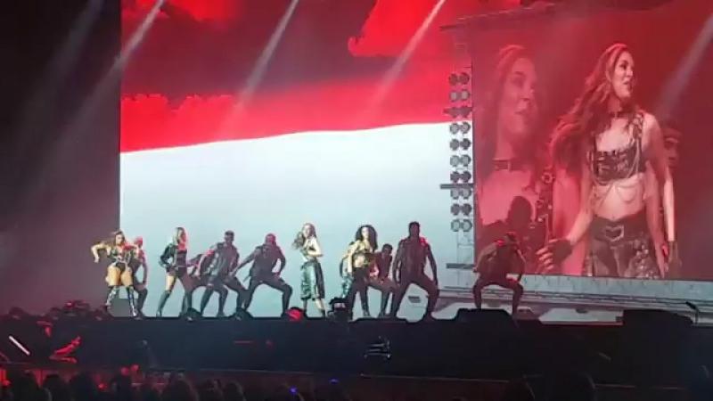 Glory Days ›› Little Mix — «Private Show», Глазко, Шотландия | 19.10.2017.