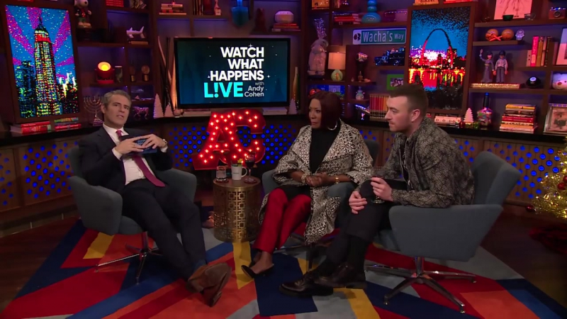 After Show Patti LaBelle's Advice For Mariah Carey WWHL 2017