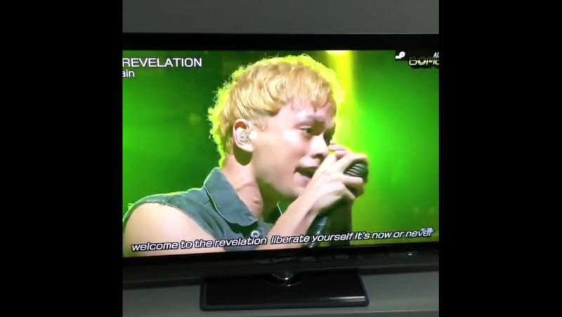 Coldrain - The Revelation Live at Bomber-E, Nagoya (13.10.17)