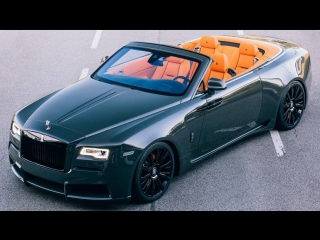 LUXURIOUS LIFE ™ | Rolls Royce Dawn