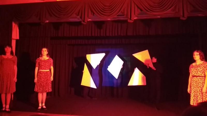 творческий показ по режиссуре и актерскому мастерству 3 курс