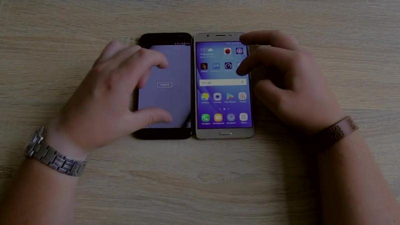 Сравнение одних из лучших и доступных смартфонов Samsung! Galaxy J5 2017 VS Galaxy J5 2016