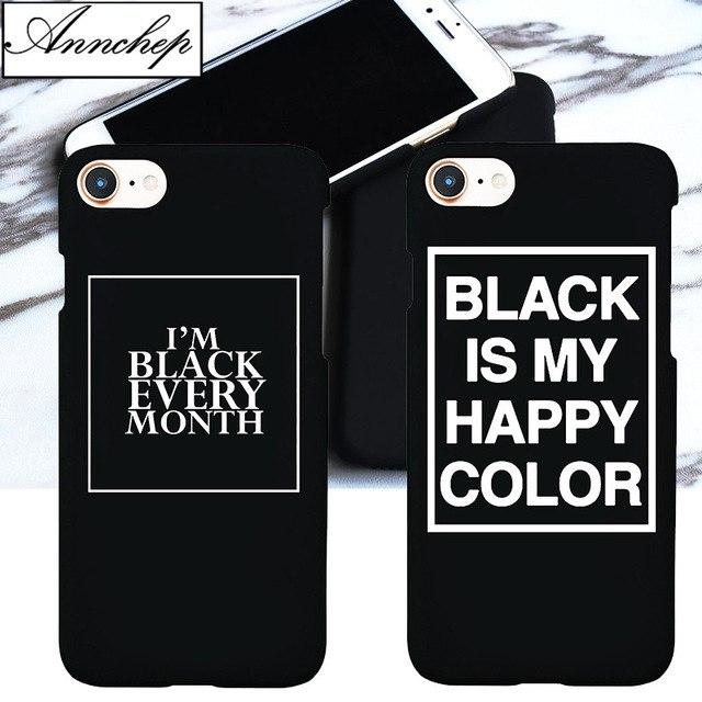 Чехол Черный это мой любимый цвет 175