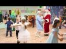 Танец Учим Деда Мороза танцевать