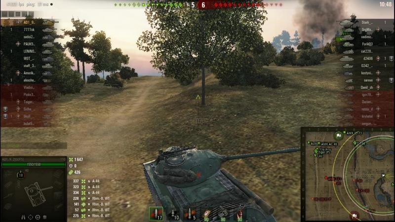 Бой на 110(Прохоровка)