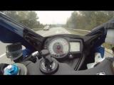 Suzuki GSX-R 1000 K7   0-300 km-h HD