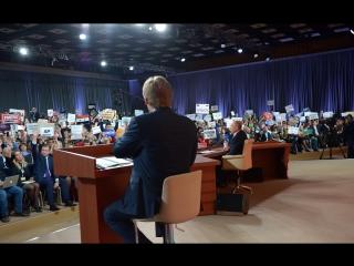 Большая пресс-конференция Владимира Путина — LIVE.
