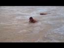 Бороздят волны и песок