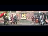 MARVEL vs. DC -  Танцевальная битва
