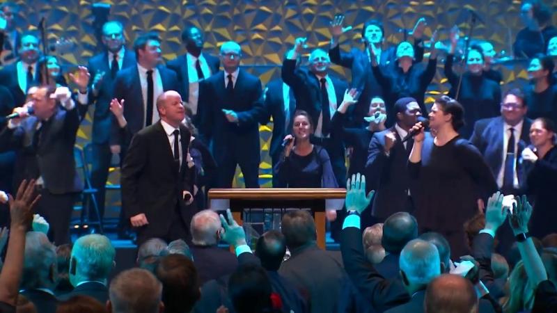 BOTT 2018 'Your Great Name' HD ORIGINAL The Pentecostals of