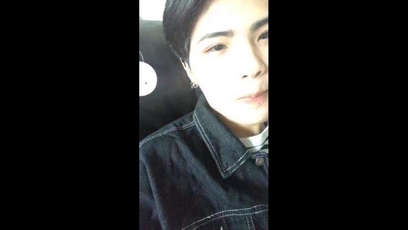 Pmp dongwoo ig live 170928