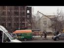 Снос дома на Шереметьевской v rosche