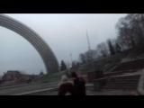 20171128_145212 Прогулка по Киеву. Аллея Дружбы Народов.