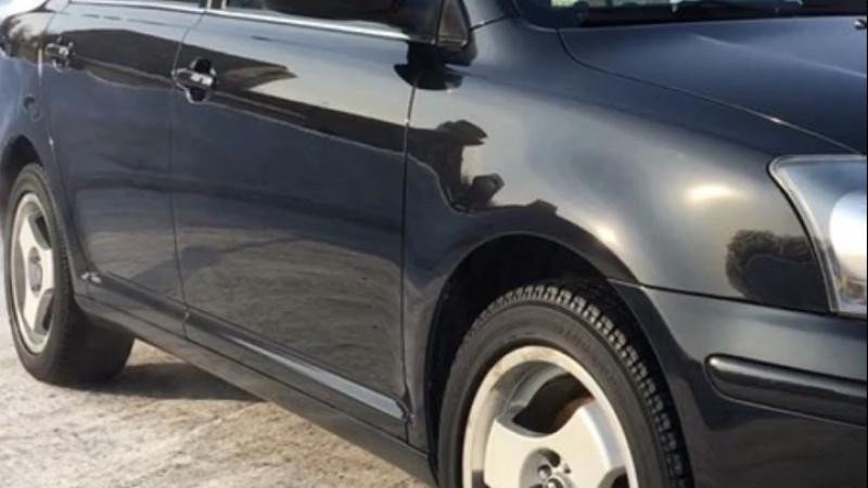 Полировка Toyota Avensis 👉