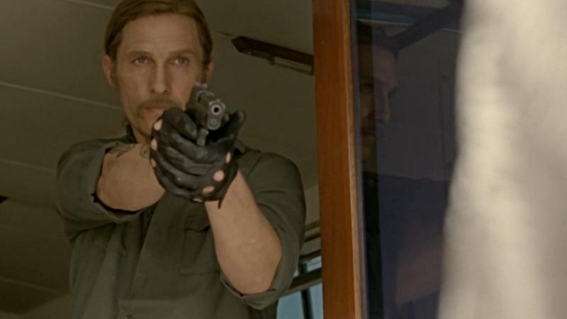 «Настоящий детектив» - А что? Я никогда не мог с ним справиться.