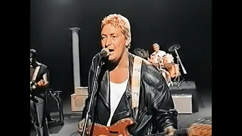 Chris Rea - Loving You Again - ( Alta Calidad ) Full HD