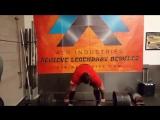 Джерри Притчетт, тяга 410 кг
