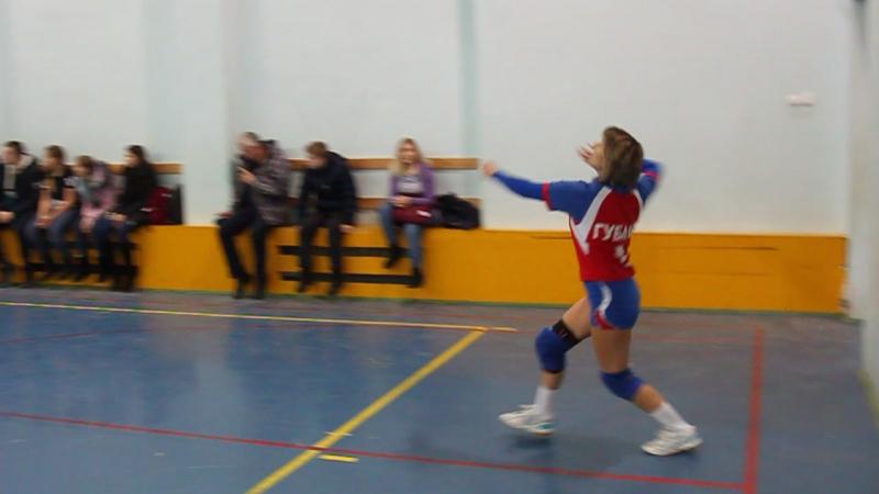 Волейбол 02 12 2017 Яйва Женщины Электрон Яйва ч 1