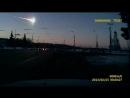 Взрыв метеорита над Челябинском  15.02.2013.avi
