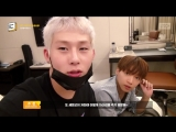 [VK][07.01.2018] BEHIND THE SCENES with Jeong Sewoon and Jooheon EP.3 (The world of Hong Kong)