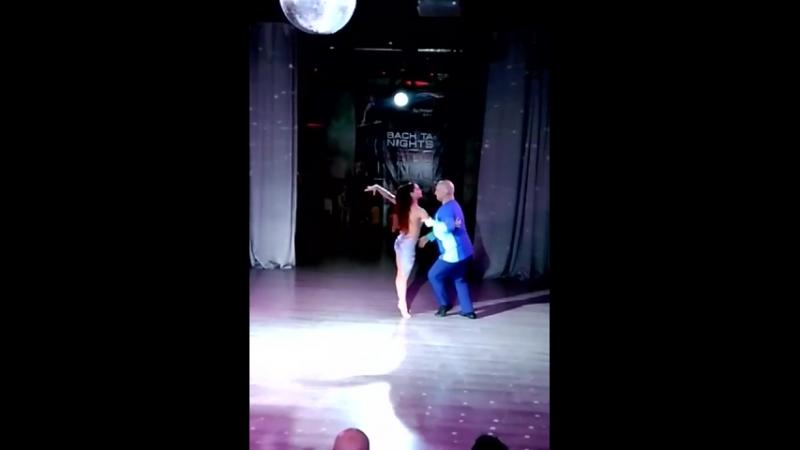 Alexander Kostenko Masha Luneva/ BACHATA'S NIGHTS В МОСКВЕ! | 2-11 МАРТА 2018.