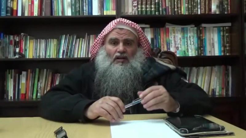 """Шайха Абу Къата́да аль-Филясты́ни́ - «Называть аш'ари́тов """"джахми́тами"""" — признак отклонений, необъективности, и притеснение!»"""