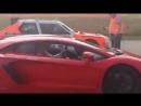 Lancia delta s4 vs lamborghini aventador