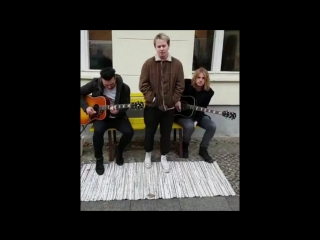Nothing but thieves – Sorry, If i get high (acoustic)