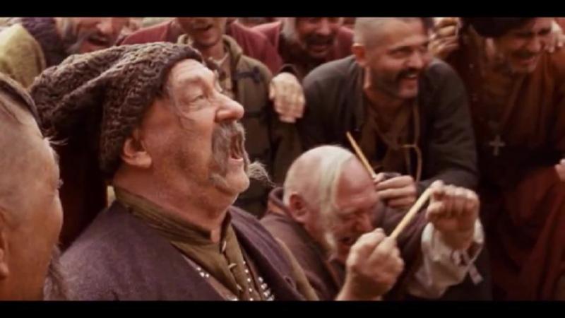 Песня, не вошедшая в фильм Тарас Бульба (часть 1)