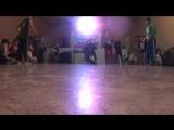 DanceWave 2017 - 1/2 - Leonardo vs Мангуст