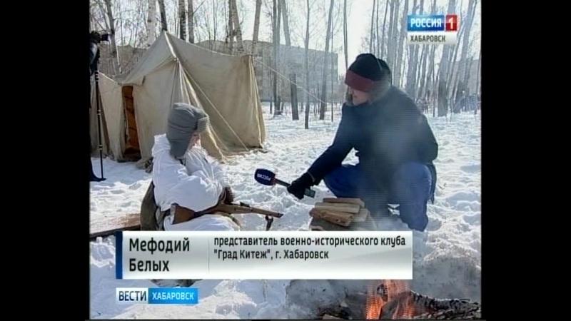 Ржевско-Вяземская операция. Реконструкция.