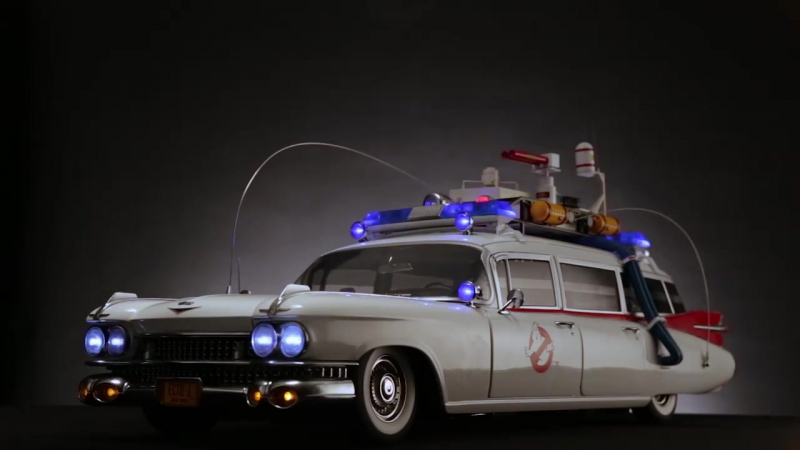 Ghostbusters Ecto-1 1/6 scale Blitzway