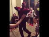 Кавказский человек паук ?