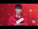 180216 EXO's Lay @ iQIYI CNY Interview